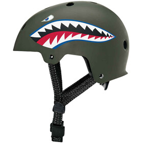 Electra Bike Helmet Kinder tigershark